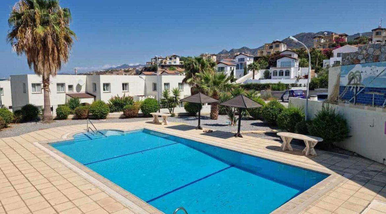 Bahceli Bay Seaview Mini Villa 2 Bed - North Cyprus Property 3
