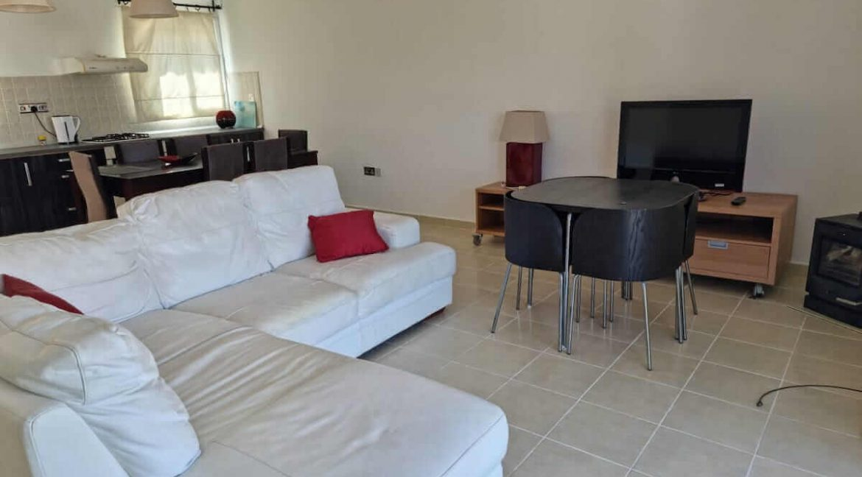 Bahceli Bay Seaview Mini Villa 2 Bed - North Cyprus Property 6