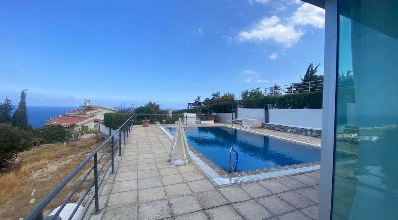 Esentepe Ultra-Modern Coast Panorama Villa 3 Bed - North Cyprus Property 1