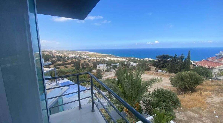 Esentepe Ultra-Modern Coast Panorama Villa 3 Bed - North Cyprus Property 12
