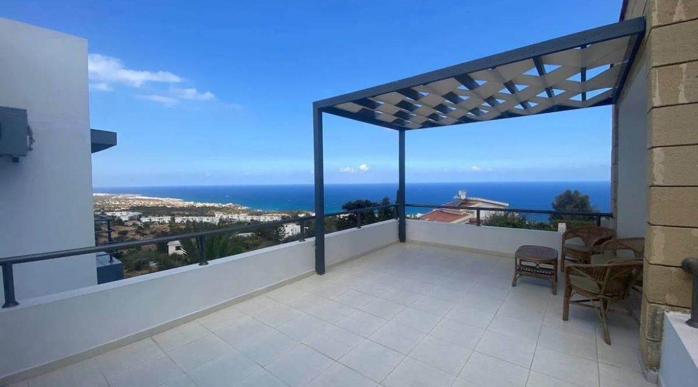 Esentepe Ultra-Modern Coast Panorama Villa 3 Bed - North Cyprus Property 15