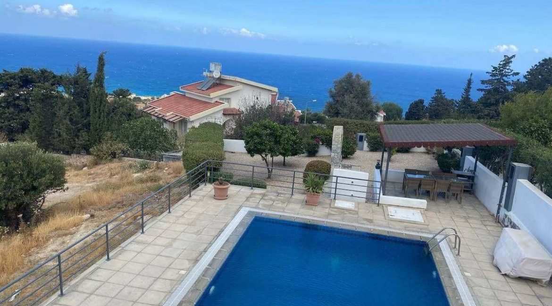 Esentepe Ultra-Modern Coast Panorama Villa 3 Bed - North Cyprus Property 16