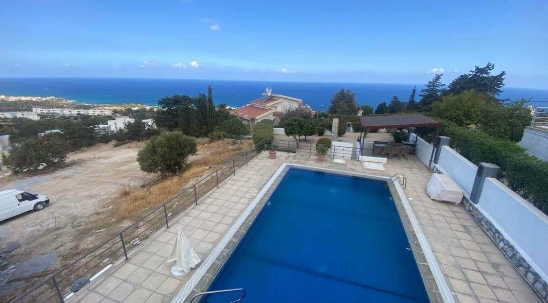 Esentepe Ultra-Modern Coast Panorama Villa 3 Bed - North Cyprus Property 17