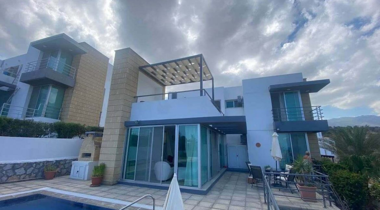 Esentepe Ultra-Modern Coast Panorama Villa 3 Bed - North Cyprus Property 19