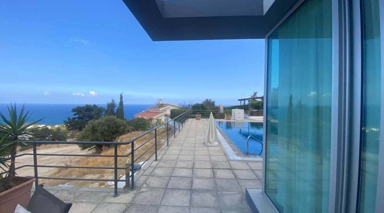 Esentepe Ultra-Modern Coast Panorama Villa 3 Bed - North Cyprus Property 2