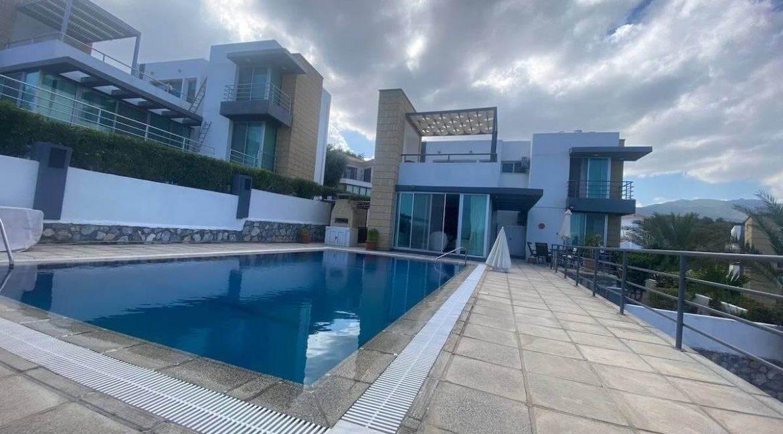 Esentepe Ultra-Modern Coast Panorama Villa 3 Bed - North Cyprus Property 21