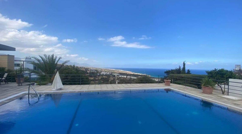 Esentepe Ultra-Modern Coast Panorama Villa 3 Bed - North Cyprus Property 26