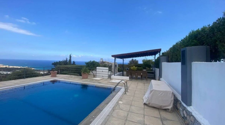 Esentepe Ultra-Modern Coast Panorama Villa 3 Bed - North Cyprus Property 27