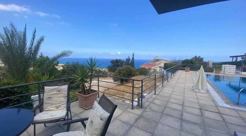 Esentepe Ultra-Modern Coast Panorama Villa 3 Bed - North Cyprus Property 3
