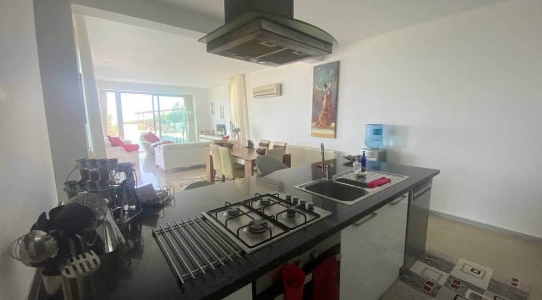 Esentepe Ultra-Modern Coast Panorama Villa 3 Bed - North Cyprus Property 33