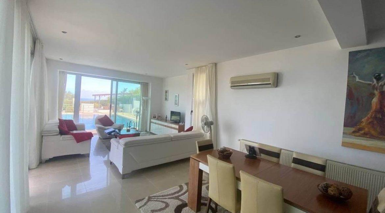 Esentepe Ultra-Modern Coast Panorama Villa 3 Bed - North Cyprus Property 35