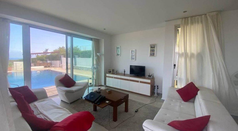 Esentepe Ultra-Modern Coast Panorama Villa 3 Bed - North Cyprus Property 37