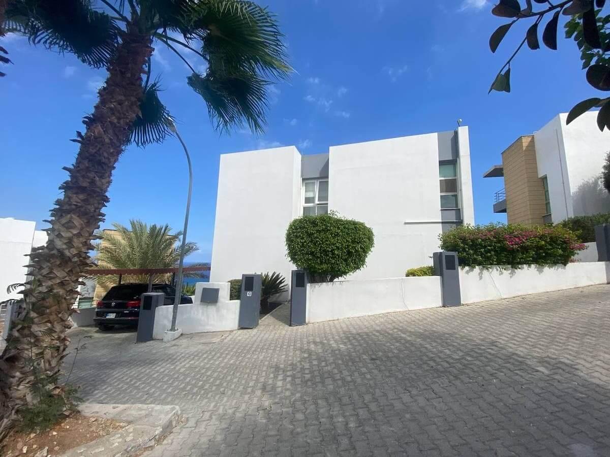 Esentepe Ultra-Modern Coast Panorama Villa 3 Bed