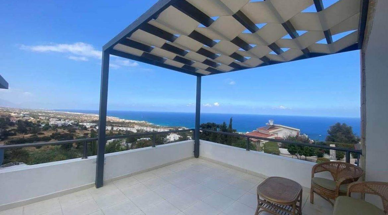 Esentepe Ultra-Modern Coast Panorama Villa 3 Bed - North Cyprus Property 8